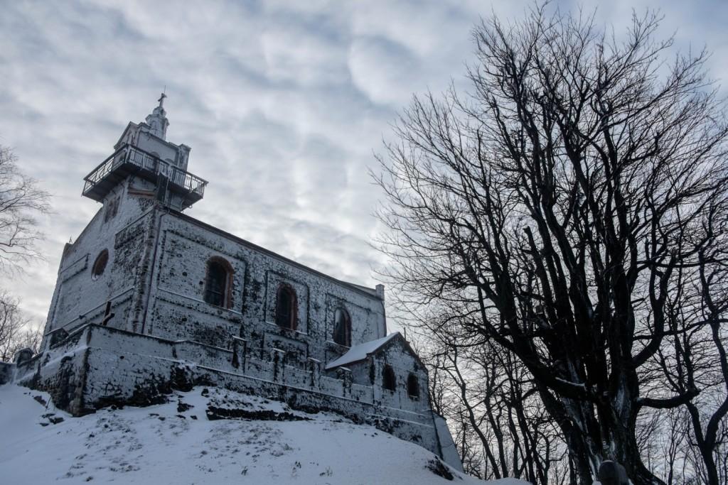 kościółek na Śleży
