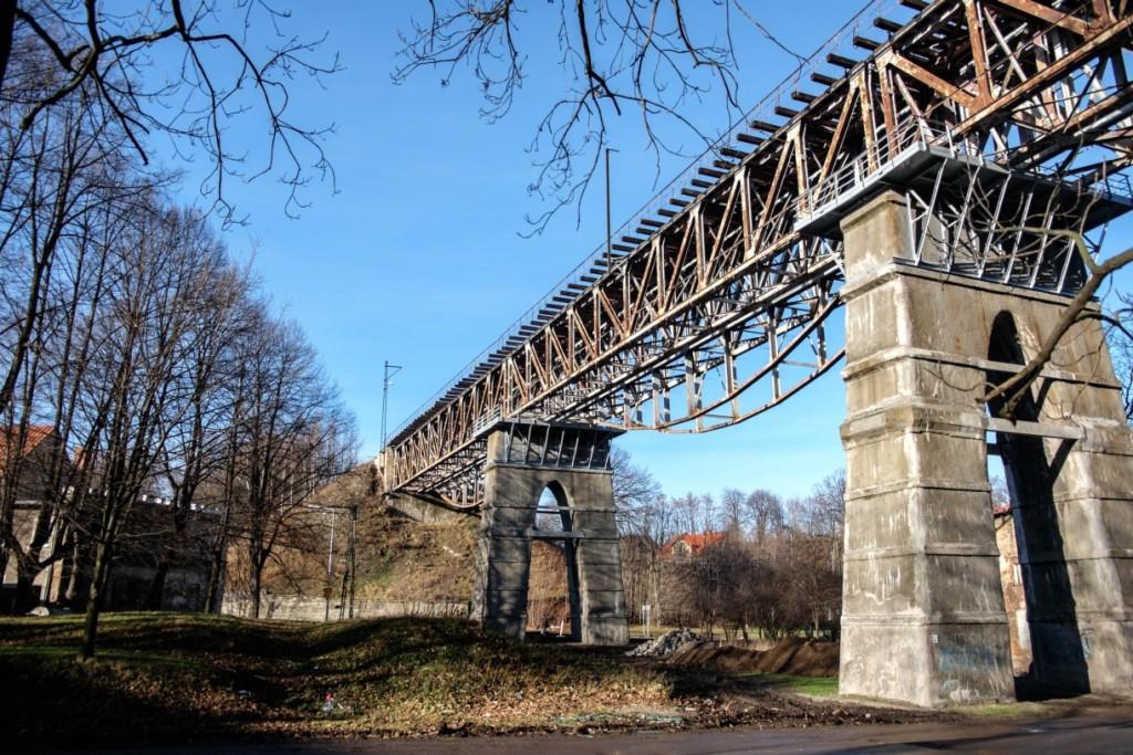wiadukt w Wałbrzychu