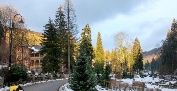 Międzygórze, czyli mała Szwajcaria