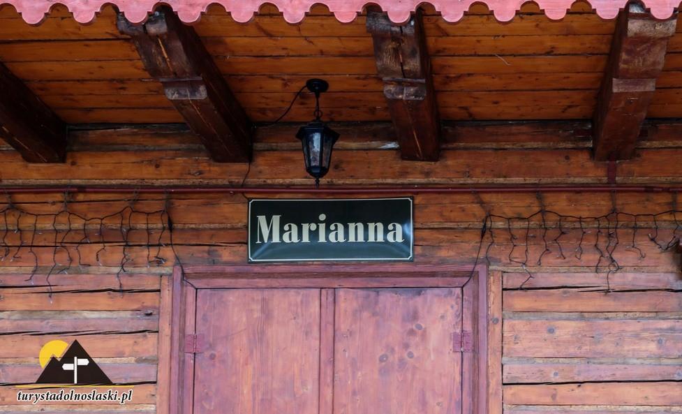 Międzygórze osada Marianny