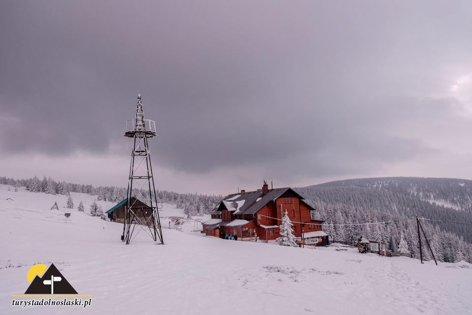 Schronisko na Hali pod Śnieżnikiem