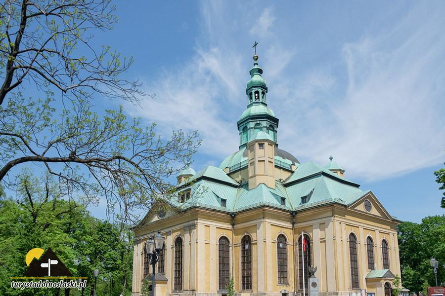 Jelenia Góra Kościół Łaski