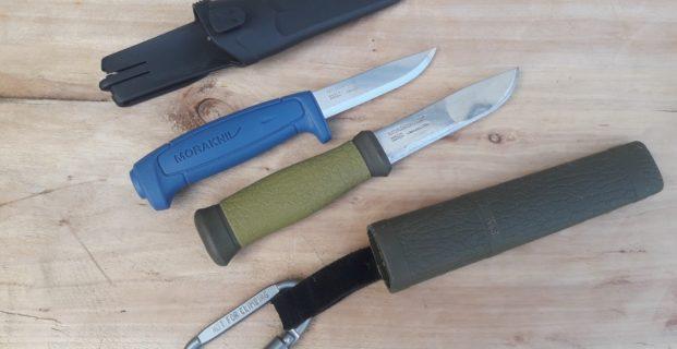 Noże Mora – tanie i dobre noże do survivalu i bushcraftu